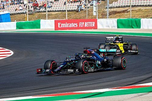 LIVE F1 - Suivez le Grand Prix du Portugal en direct