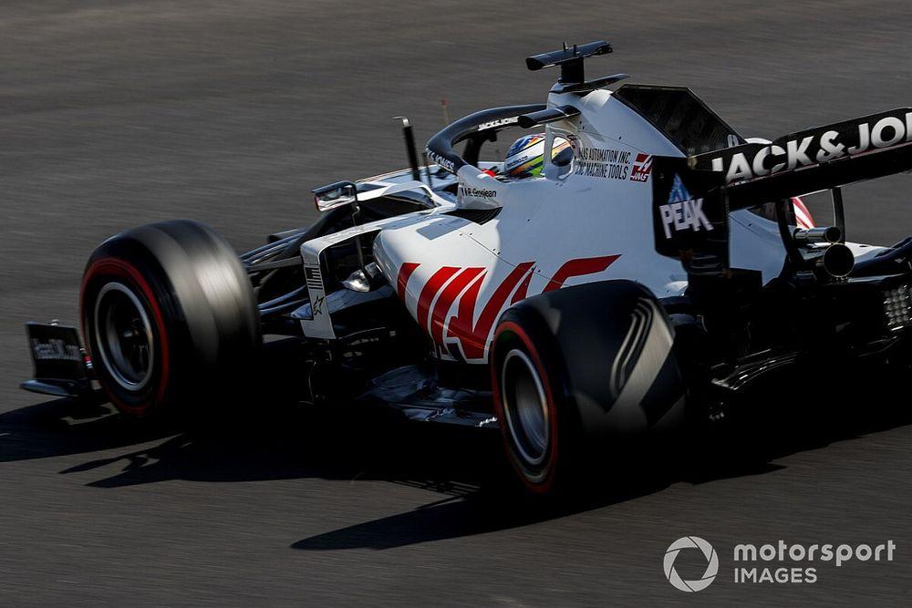 Haas e la sospensione che varia l'altezza per il calore!
