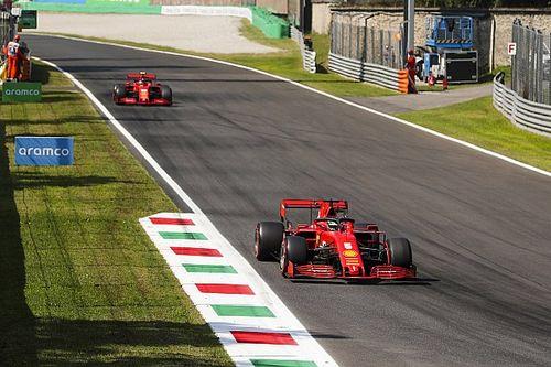 Así fue la clasificación del GP de Italia de F1