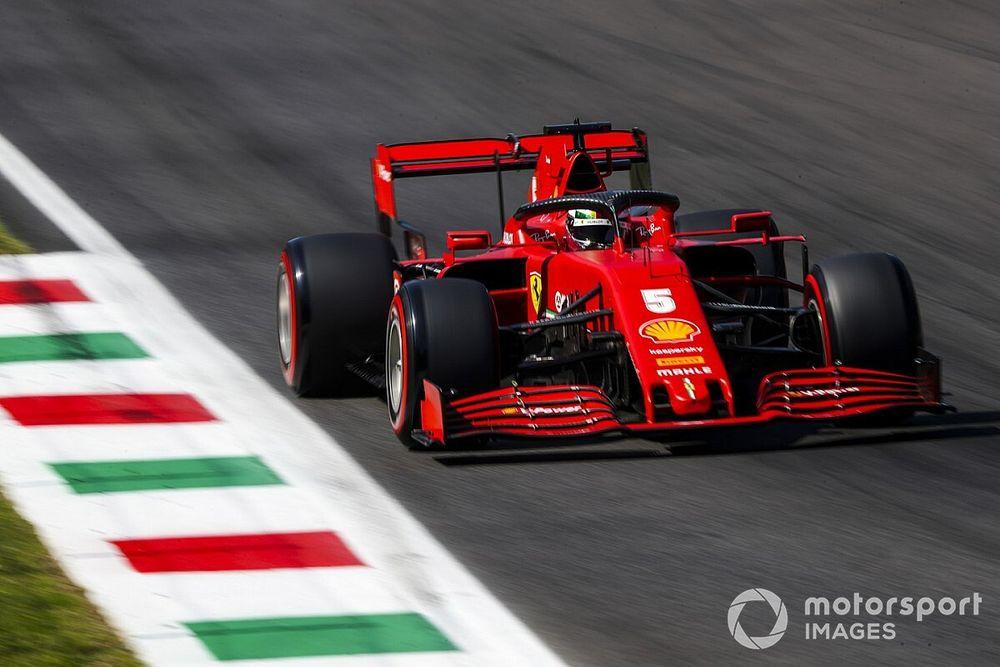 """Vettel: """"Puan kazanmaya çalışacağız"""""""