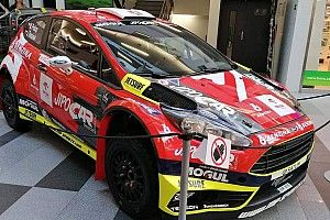 Prokop w WRC na Slovakia Ringu