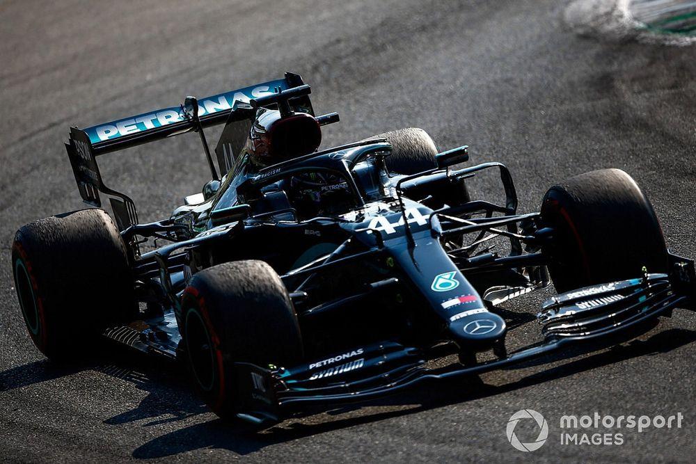 GP d'Italie : les meilleurs tours en course
