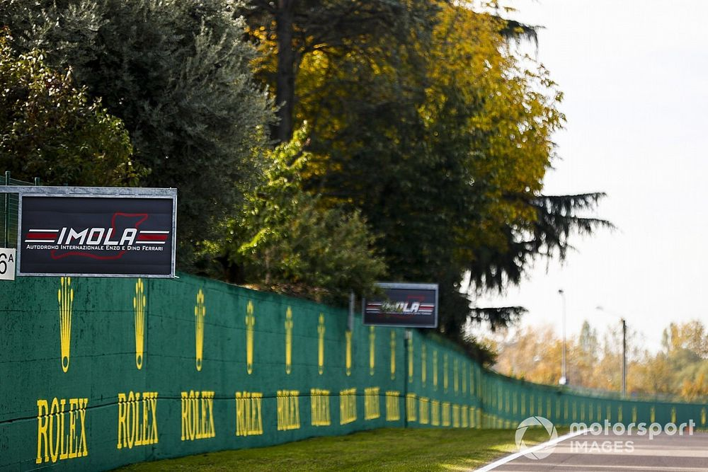 英国フィリップ殿下の葬儀を考慮し、F1エミリア・ロマーニャGPのスケジュールが変更