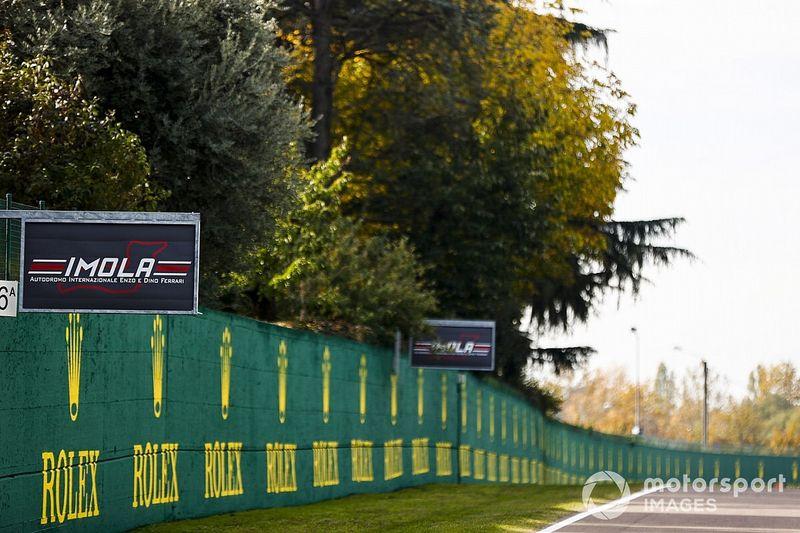 La F1 cambia horarios de Imola por el funeral del Príncipe Felipe