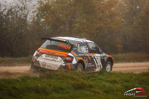 Rallye W4 z Chwietczukiem