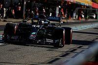 """汉密尔顿感觉W11在葡萄牙FP2里""""相当糟糕"""""""