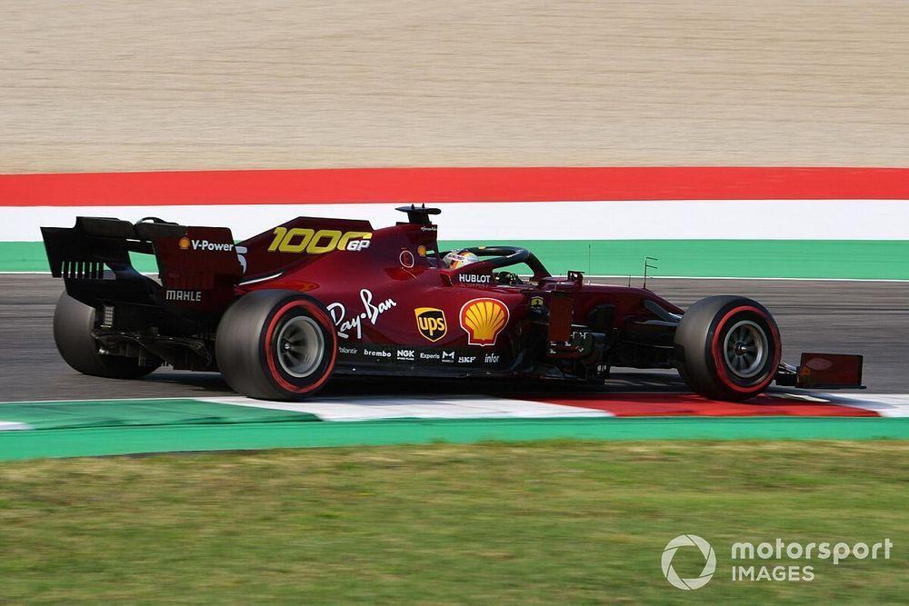 Achtergrond: De duizendste GP-start van Ferrari