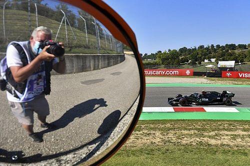 Лучшие фото Гран При Тосканы: суббота
