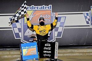 NASCAR: Keselowski mostra força e vence em Richmond