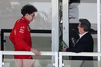 Ferrari нужны три сотрудника, чтобы спасти болид SF1000