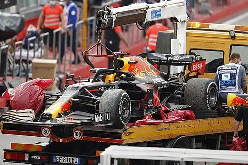 """Horner: Verstappen's F1 tyre failure """"totally instantaneous"""""""