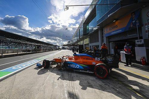 McLaren insiste con el nuevo morro, pese al rendimiento en pista