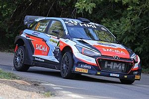 CIWRC: Fontana e Arena su Hyundai vincono il Rallye Elba