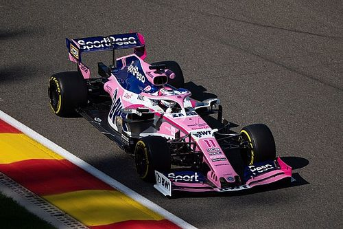 Perez non rovina il weekend: torna al motore Phase 2