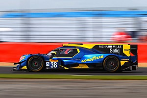 Goodyear to become sole LMP2 tyre supplier