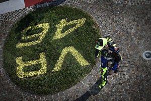 Rekam Jejak Karier Luar Biasa Valentino Rossi dalam Angka