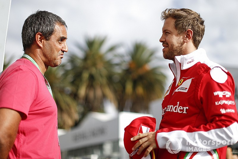 "Montoya: Vettel's troubles ""technical"", not mental"