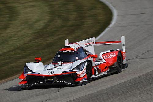 Road America IMSA: Acura Team Penske unmatchable in FP3