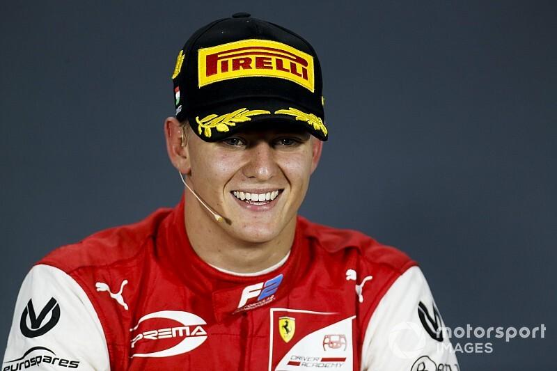 Az ex-F1-es versenyzőt egyelőre nem győzte meg túlzottan Mick Schumacher