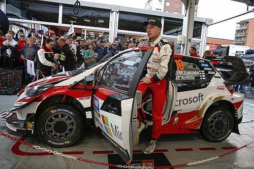 WRC, Latvala: 200.000 euro a gara per correre con la Yaris