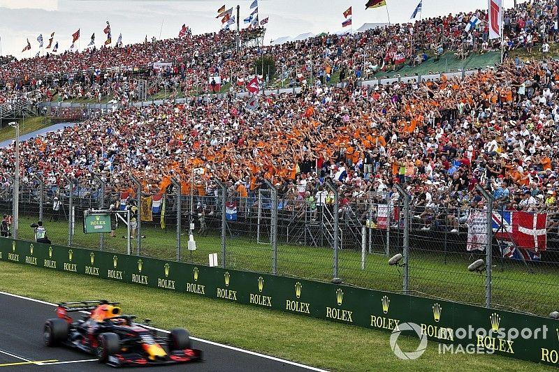 Verstappen destacó el potencial del motor Honda para su pole