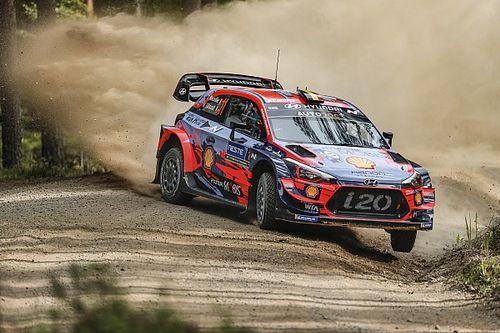 El Rally de Finlandia se aplaza hasta después del verano