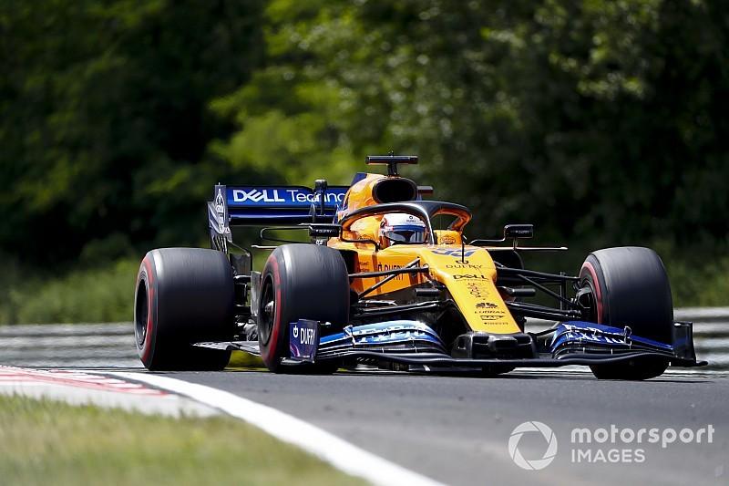 «Мы попробовали угадать, и у нас получилось». Сайнс об успехе McLaren в квалификации