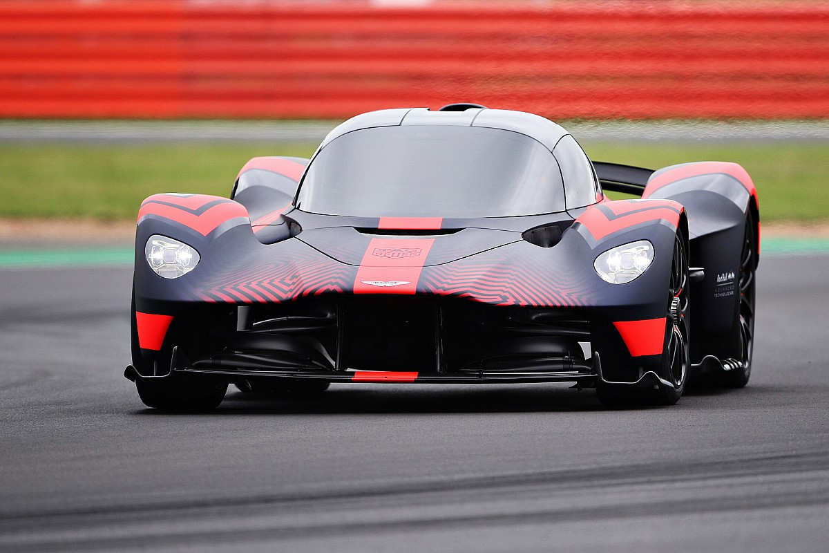 Aston Martin won't race WEC hypercar in 2020/21