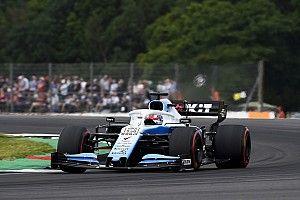 Gasly ve Russell, Pirelli lastik testinin ilk gününü tamamladı