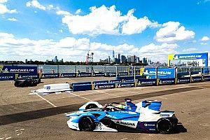 Sims lidera, Vergne é 4º e di Grassi 12º em treino da F-E em Nova York
