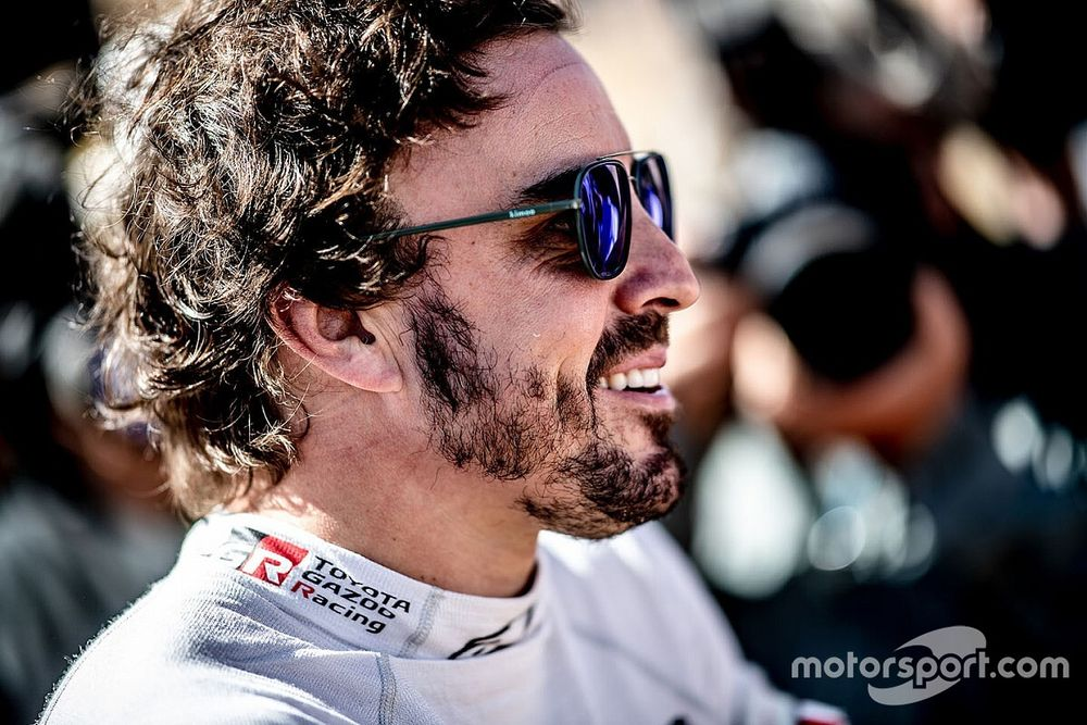 Alonso confirmed for Dakar assault with Toyota