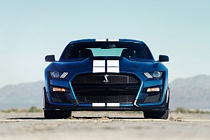 2020 Mustang Shelby GT500 does 0-100-0 mph in just 10.6 seconds