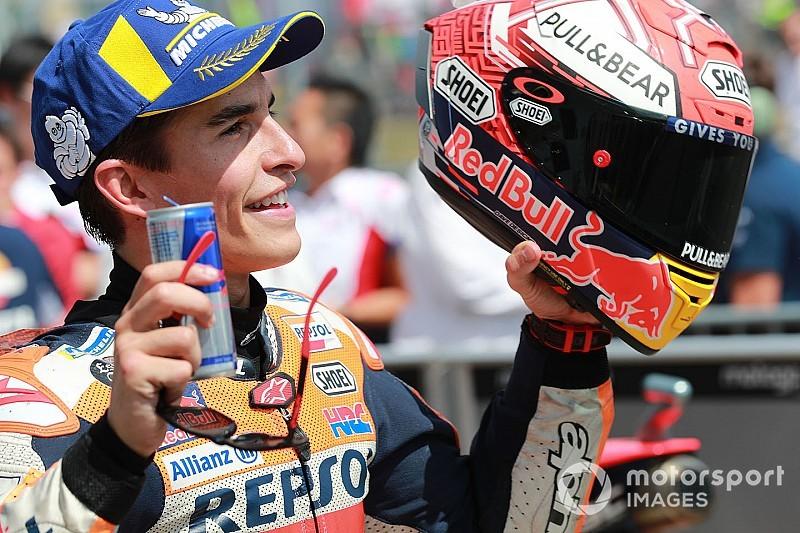 Márquez no da opción y se lleva su décima pole consecutiva en Sachsenring