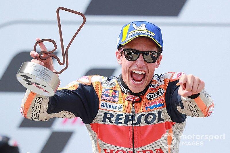 Sachsenring MotoGP: Marquez dominates for 10th German GP win