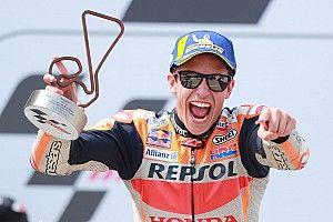 """Marquez gesteht nach Sachsenring-Gala: """"Austin war im Hinterkopf"""""""