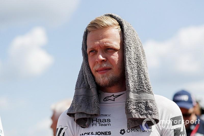 Három fő jelölt van a Haasnál Magnussen csapattársaként 2020-ra