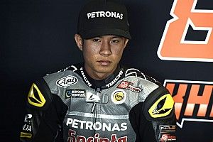 Pawi to drop down to Moto3 next season