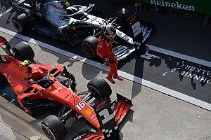【動画】2019年F1第14戦イタリアGP決勝ハイライト