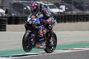 "Yamaha splitting with Lowes ""weird"" - van der Mark"