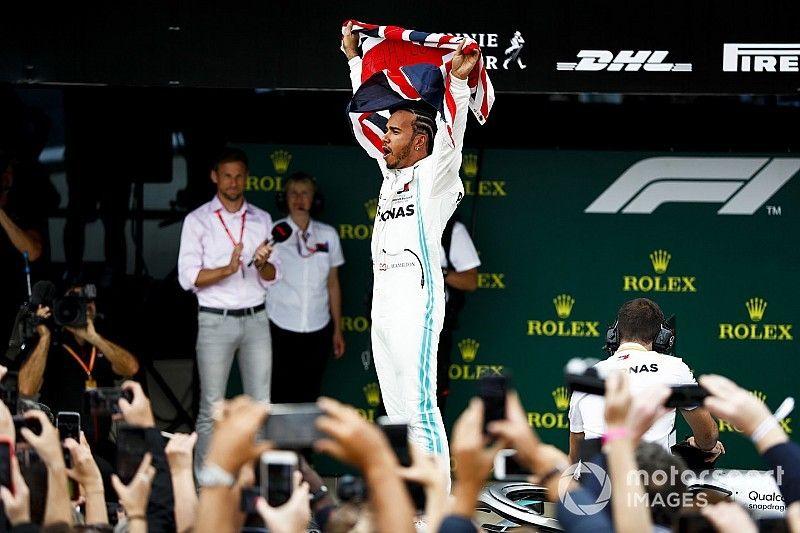 ترتيب بطولة العالم للفورمولا واحد بعد سباق سيلفرستون