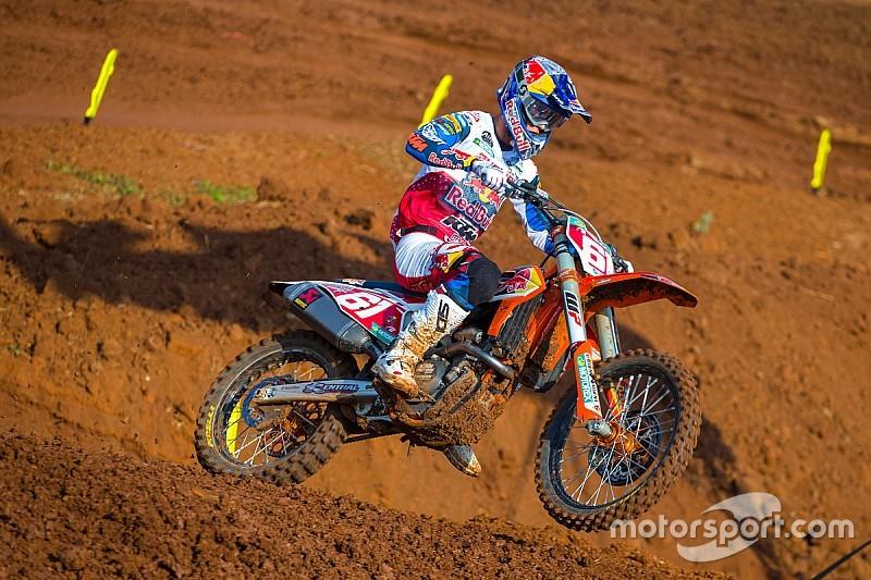 Ancora una doppietta per Jorge Prado nel GP d'Asia MX2