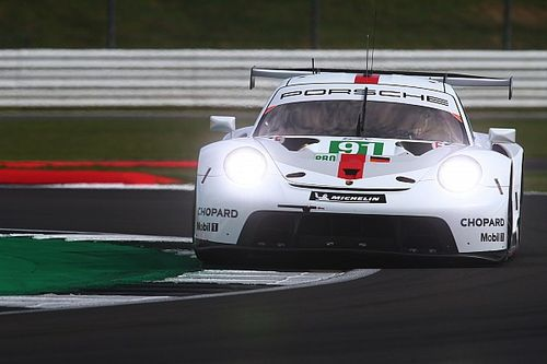 "Porsche's new GTE car still not ""100 percent there"""