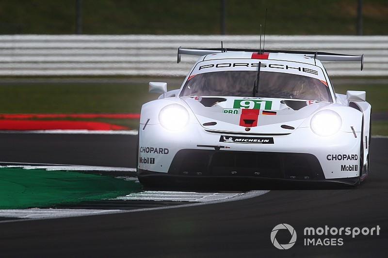 "Porsche's new GTE car still not ""100 percent there"""