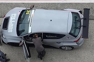 Raffaele Lissignoli, è arrivato il momento del grande salto in TCR Italy