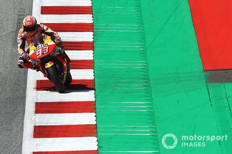 """Marquez: """"Le Yamaha non sono lontane come in passato"""""""