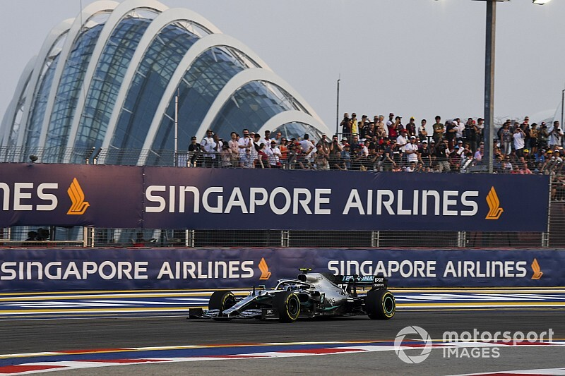 Formel 1 Singapur 2019: Das Qualifying im Formel-1-Live-Ticker