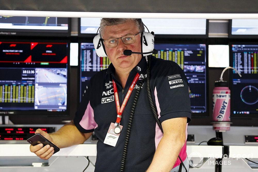 """Szafnauer: """"Aston Martin, Racing Point'in gelişimi için faydalı olacak"""""""