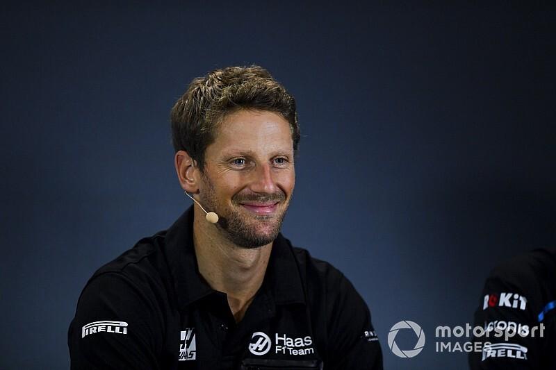 Ezért tartotta meg a Haas Grosjeant