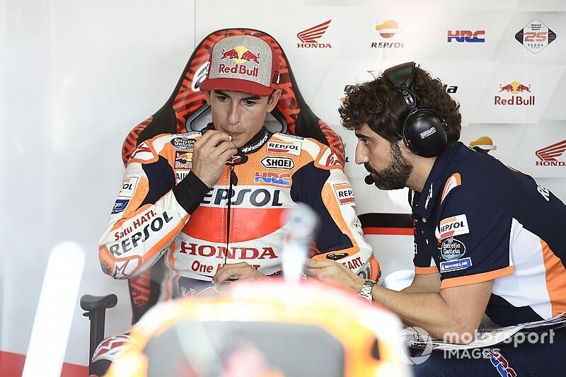 """Santi Hernandez: """"Rossi e Marquez sono simili in alcune cose"""""""