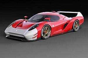 Glickenhaus présente son Hypercar pour les 24H du Mans